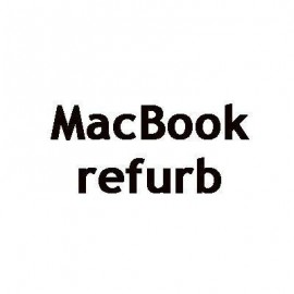 MacBook Refurbished  ushed...