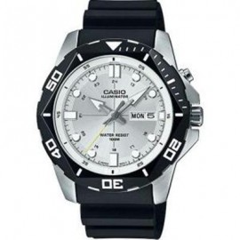 Casio Mens 3 Hand Si Analog...