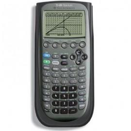 Texas Instruments Ti 89...