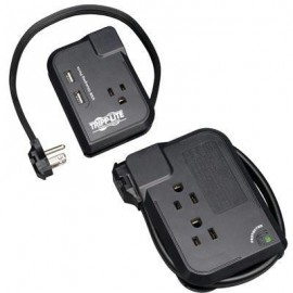 Tripp Lite Mobile Surge Protector W3 Out