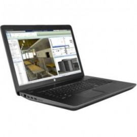 HP Commercial Specialty Zbk3 17 I7 6820 1t 16g W7 10