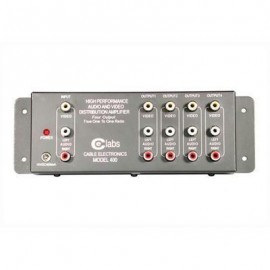 C2G 4 Output Rca Aud Vid...
