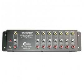 C2G 7 Output Rca Aud Vid...