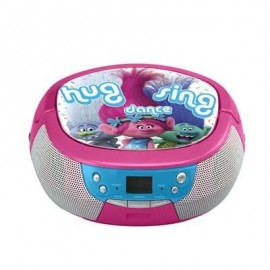 KIDdesigns Trolls CD Radio...