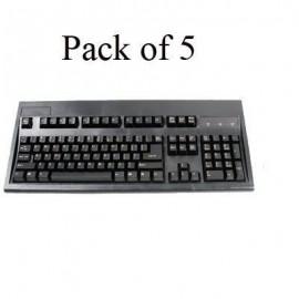 Keytronic Black Ps2...