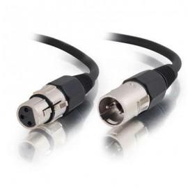 C2G 25' Xlr M To Xlr F Cable