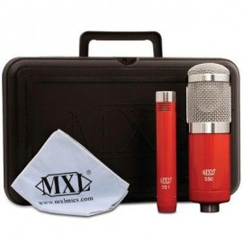 MXL 2 Pack Microphone...