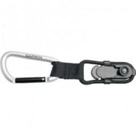 Garmin USA Carabiner Button...